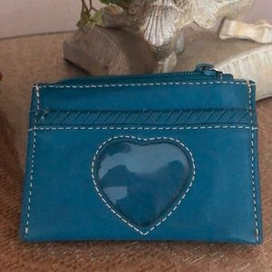 Brighton coin purse and  credit card holder